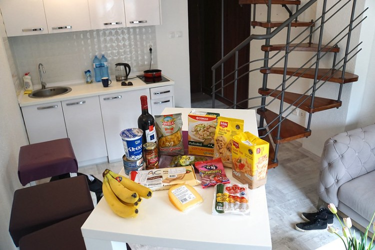 Our gluten free haul from Aroma in Kotor, Montenegro   My gluten free experience in Montenegro