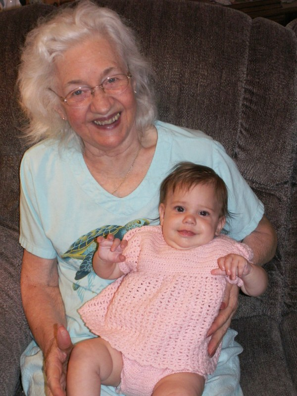 Guenna and Great Grandma Webster | Chris and Jenni | Flickr