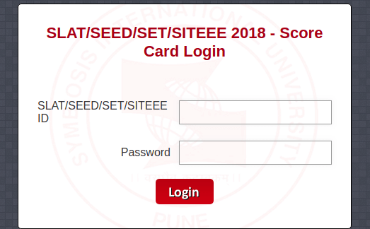 SET Law 2018 Result (Announced) - Check Symbiosis SLAT Result  %Post Title   AglaSem