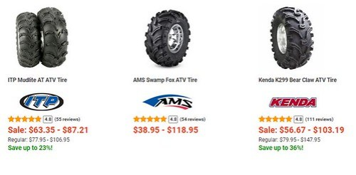 Motorcycle tires Dual sport tires