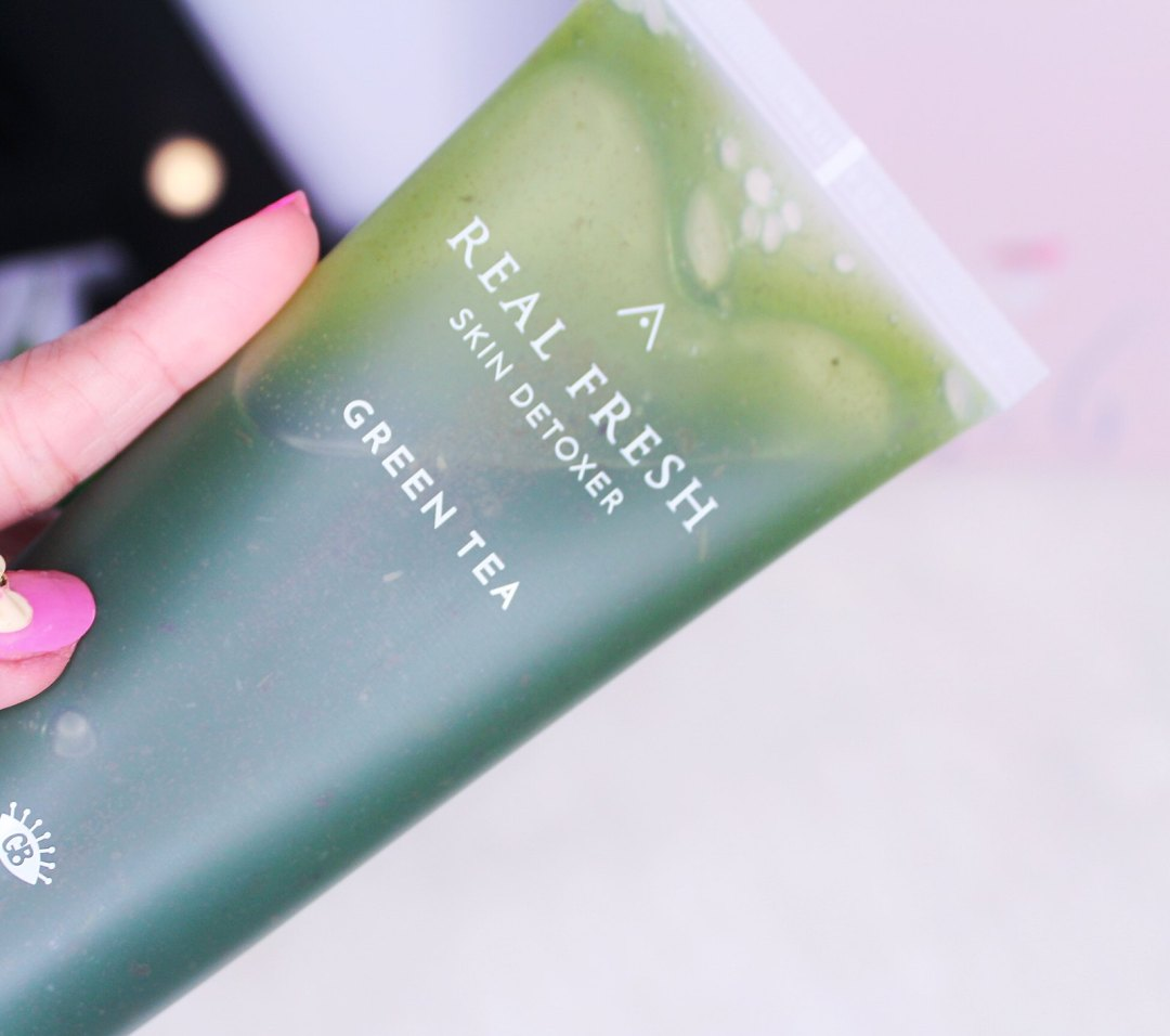 Real Fresh Skin Detoxer GREEN TEA