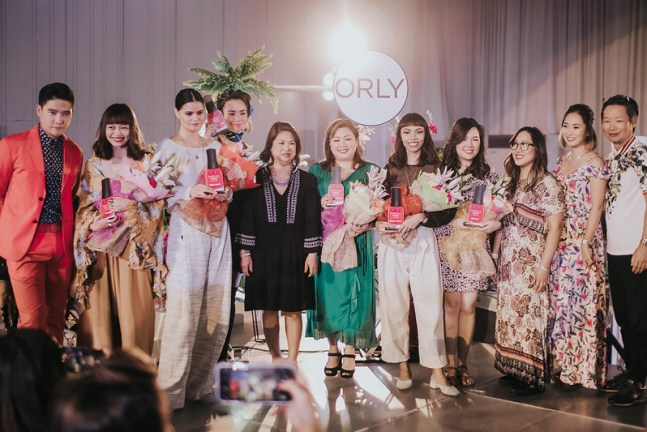 ORLY's 6 ExtraORLYnary women, international representative and executives