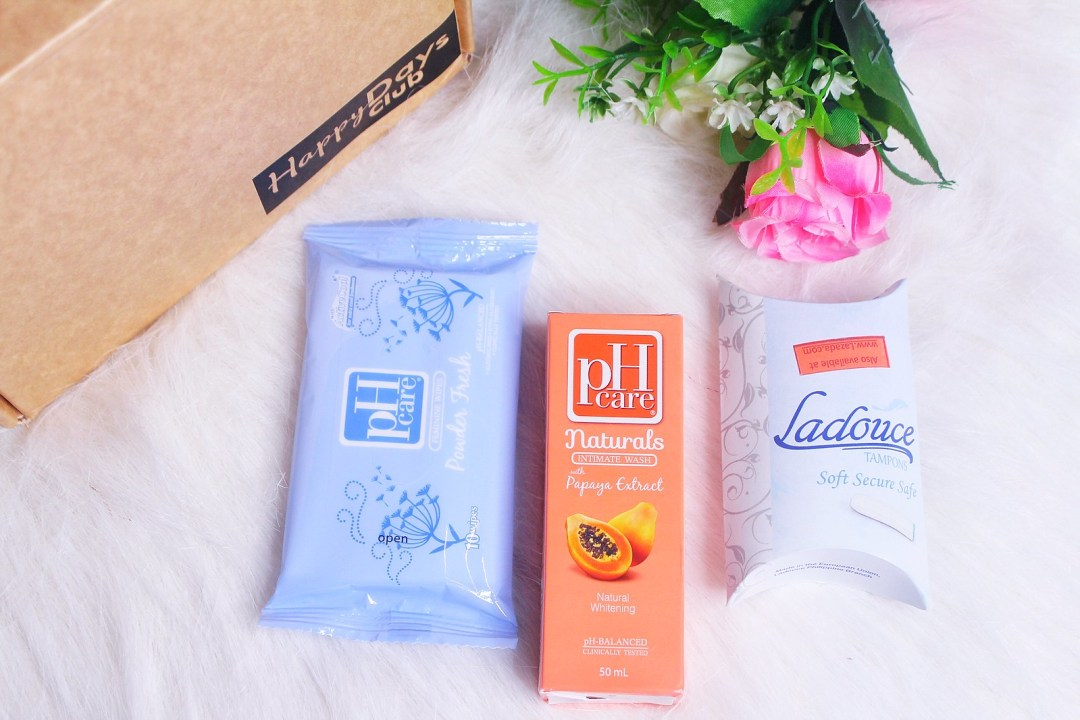Happy Days Club pH Care, Ladouce Tampons