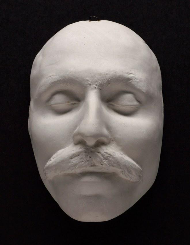 Death mask, Bartolomeo Vanzetti
