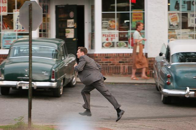 Run, Leo, Run!