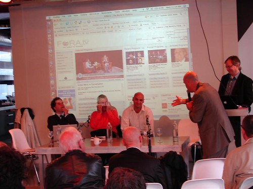 Experts panel discussion | Kennisland | Flickr