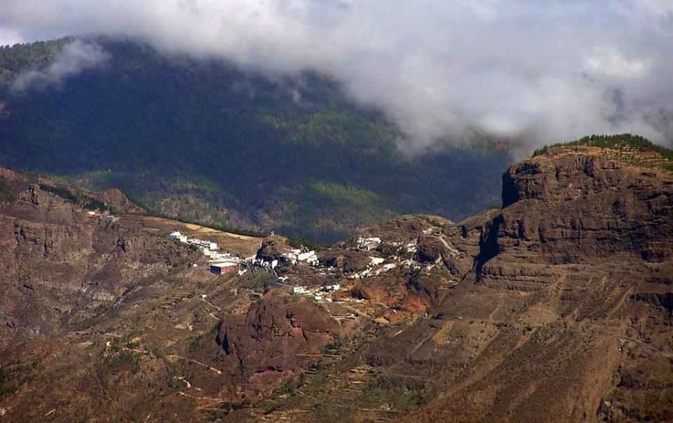 vista de Artenara isla de Gran Canaria 02