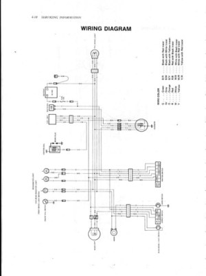wiring diagram | Eli Gilbert | Flickr