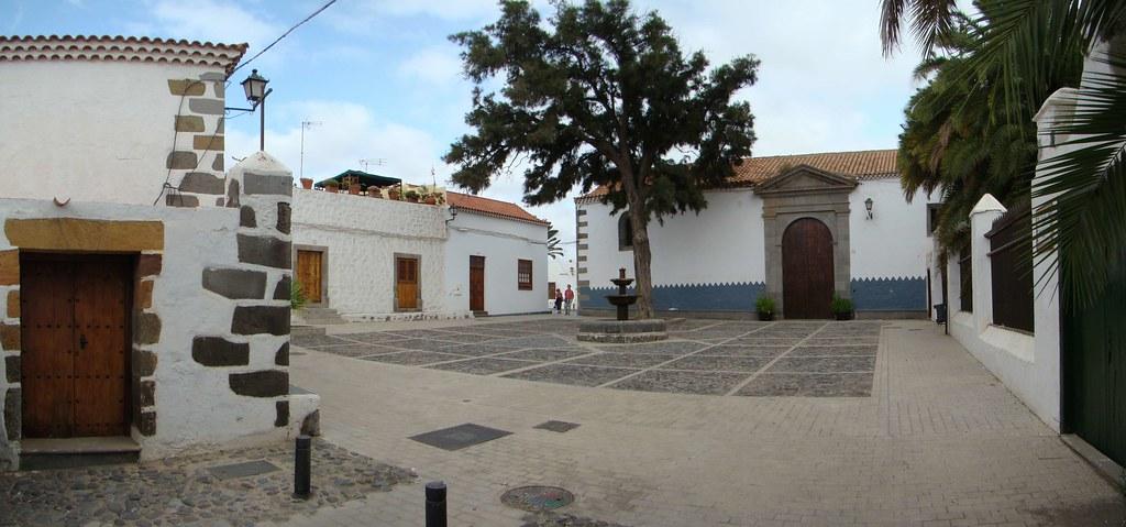 Telde Ermita de San Francisco en Barrio de San Francisco isla de Gran Canaria 03