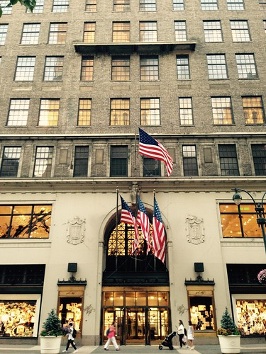 Lord&Taylor, 5th Ave. NYC aug2015. Nueva York