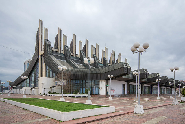 Palace of Youth and Sports, Pristina