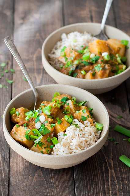 Homemade curry: a freezer favorite