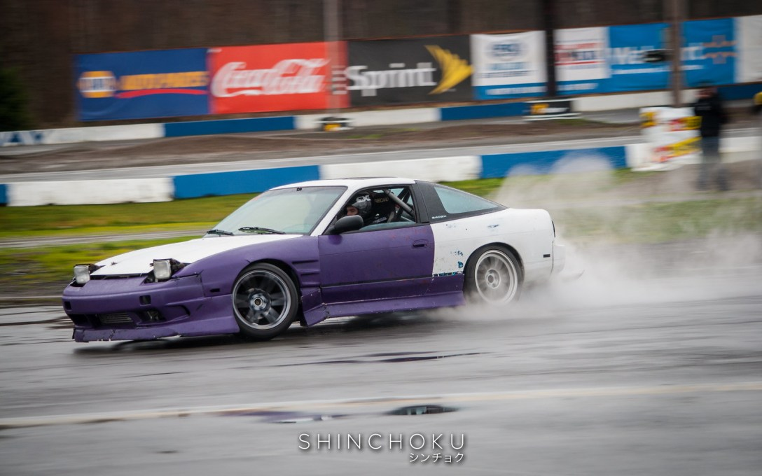 Evergreen Drift - Open Drift (12-27-15)
