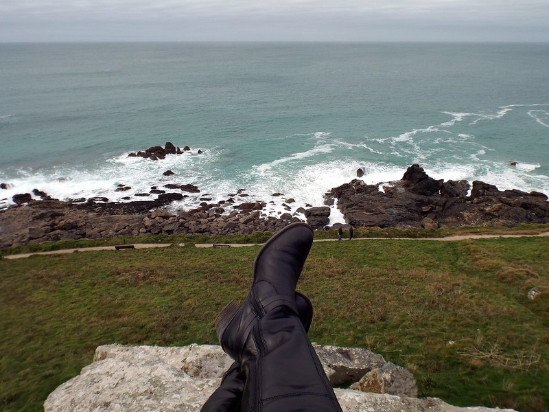 writing and travelling in St Ives, Cornwall - the tea break project solo travel blog