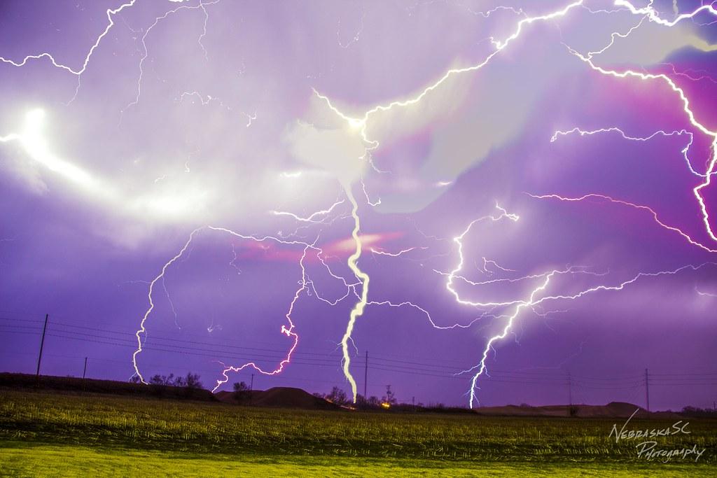 031416 - 1st Nebraska Storm Cells of 2016 (Pt 2)