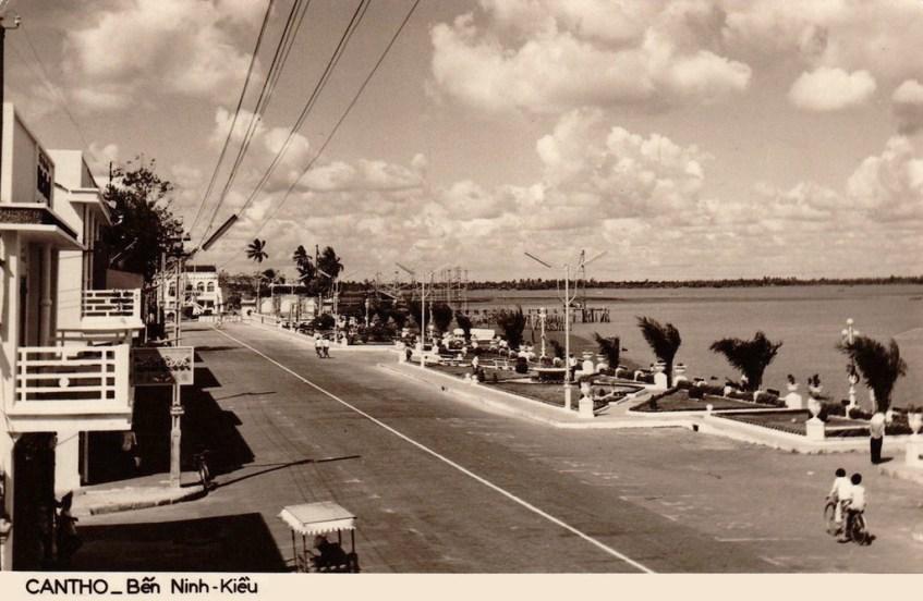 Image result for bến ninh kiều