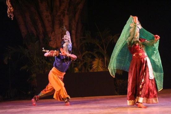 Seraikella Chhau