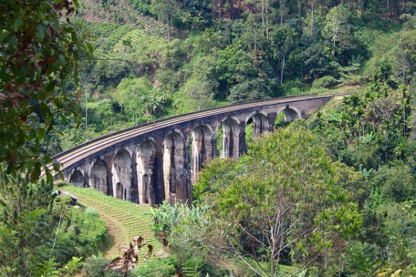 Little Adam's Peak and Nine Arch Bridge, Ella