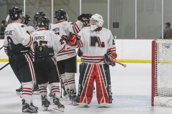 Lakeville North 4, St. Thomas Academy 1, 2-9-16 | Flickr