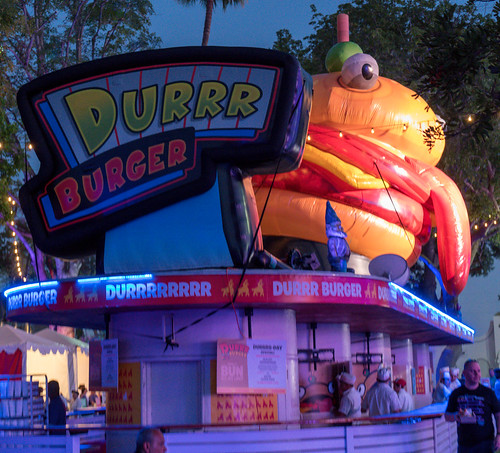 Durrr Burger Fortnite Party Royale At E3 2018 Sergey