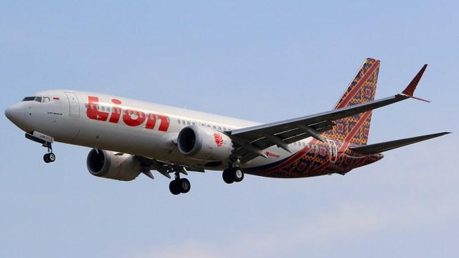 Bildresultat för lion air boeing 737 max