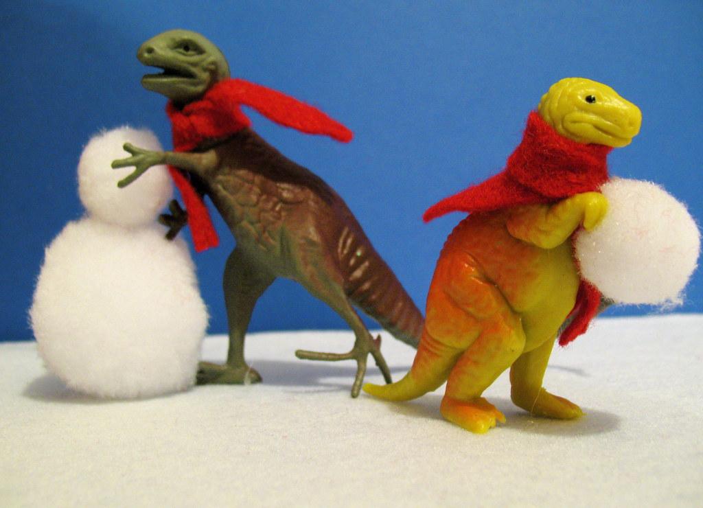 Dinosaur Christmas To Make Your Own Christmas Dinosaurs