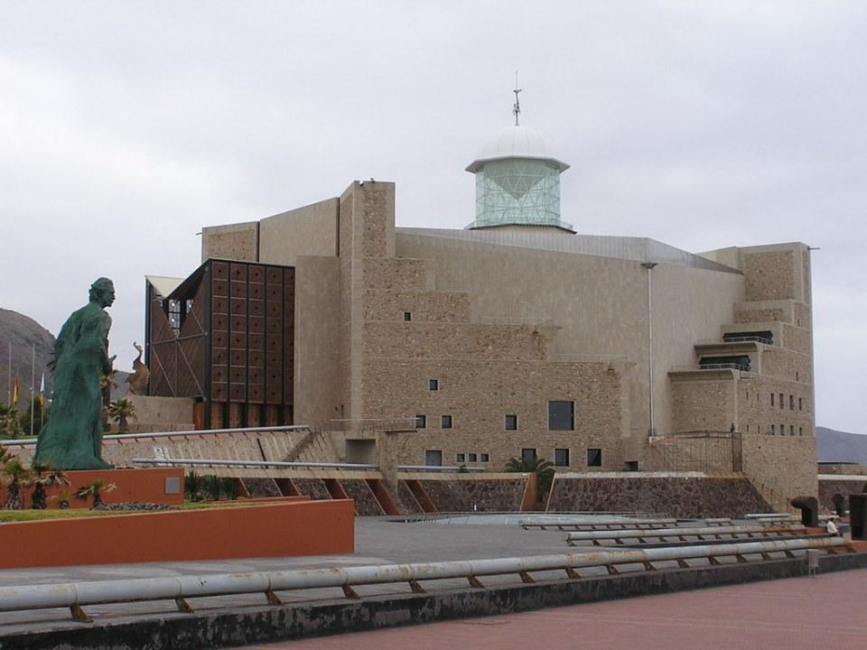 Auditorio Alfredo Kraus Playa de las Canteras Las Palmas de Gran Canaria 14