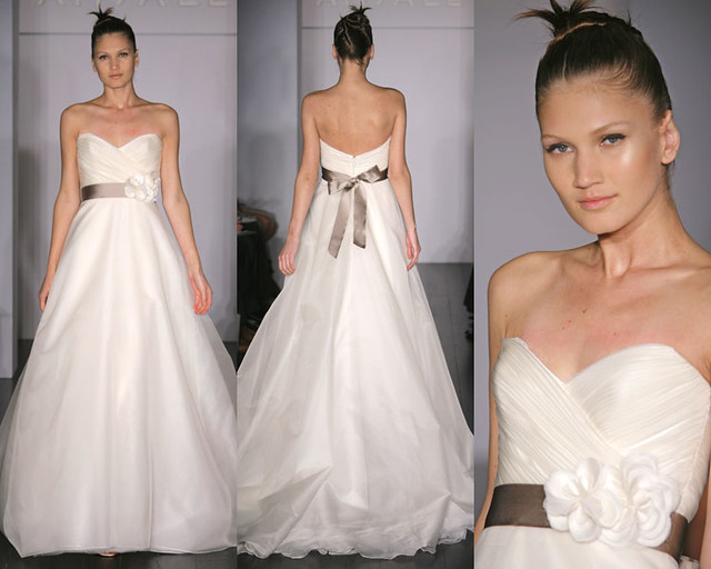 Tyler - Amsale Wedding Dresses, Amsale Wedding Gowns