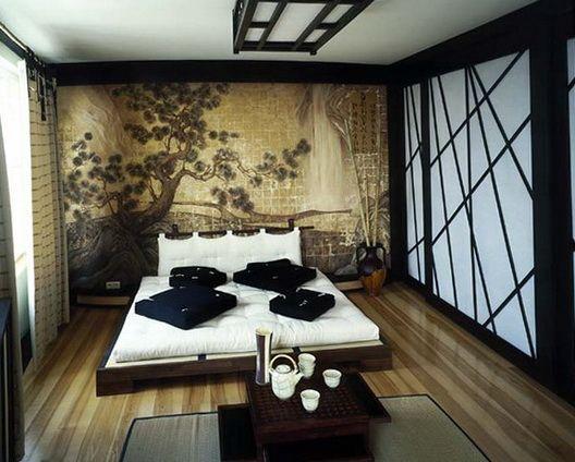 Stunning Japanese Bedroom Design Ideas 1