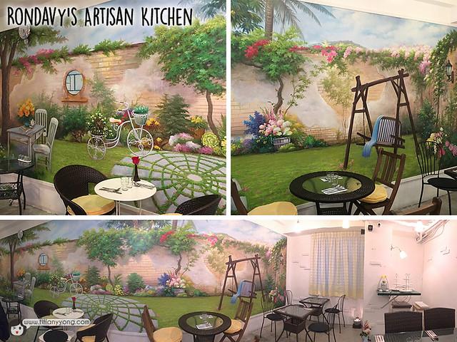 Rondavy Artisan Kitchen HK