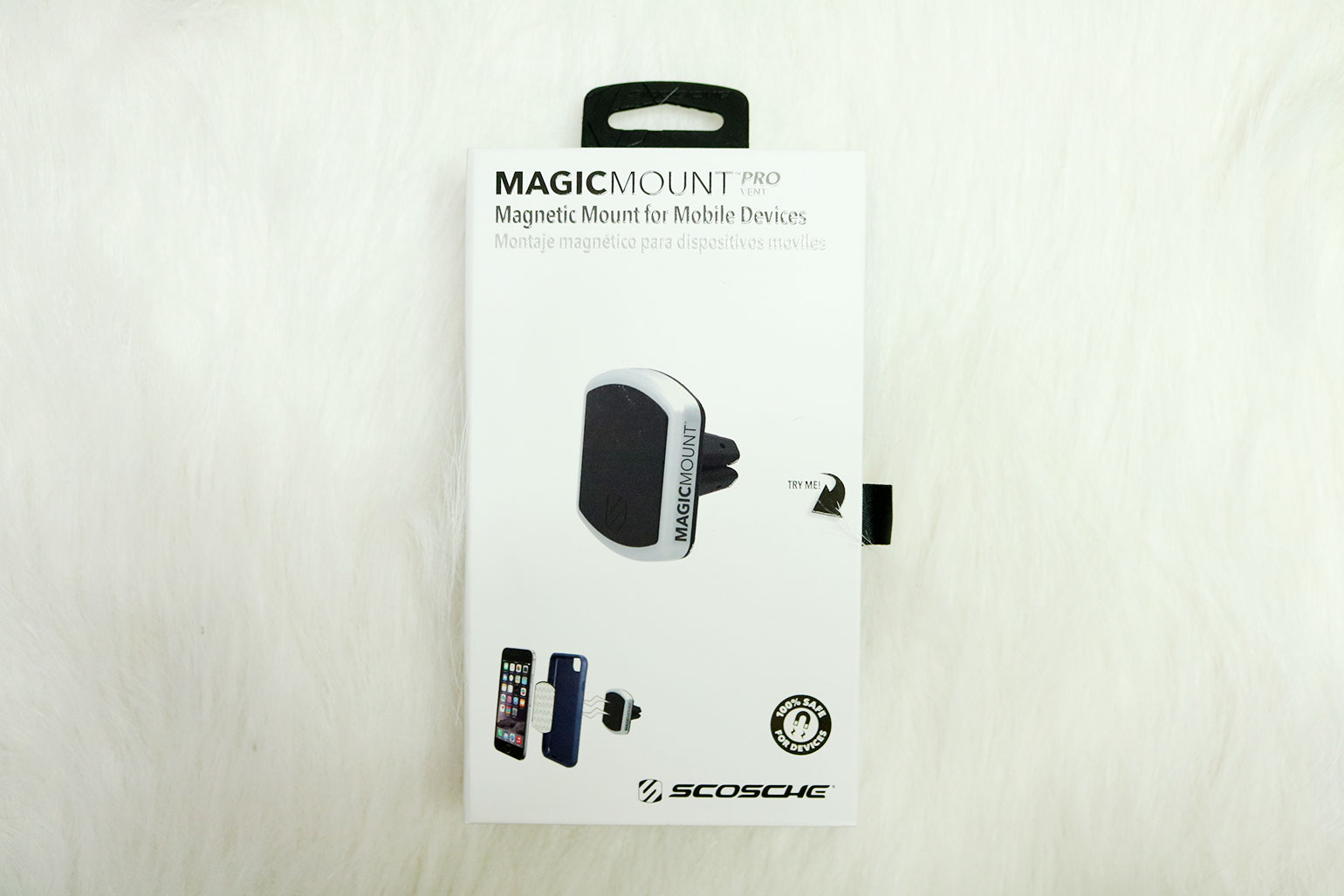 8 Digital Walker Products Review - Scosche Magic Mount Pro - Gen-zel.com (c)