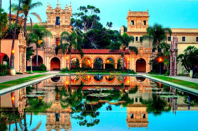 Resultado de imagem para san diego balboa park