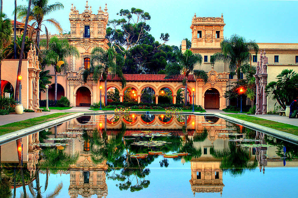 Image result for Balboa Park in San Diego