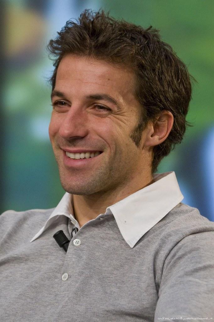 Alessandro Del Piero Numero 10 Alessandro DelPiero Il