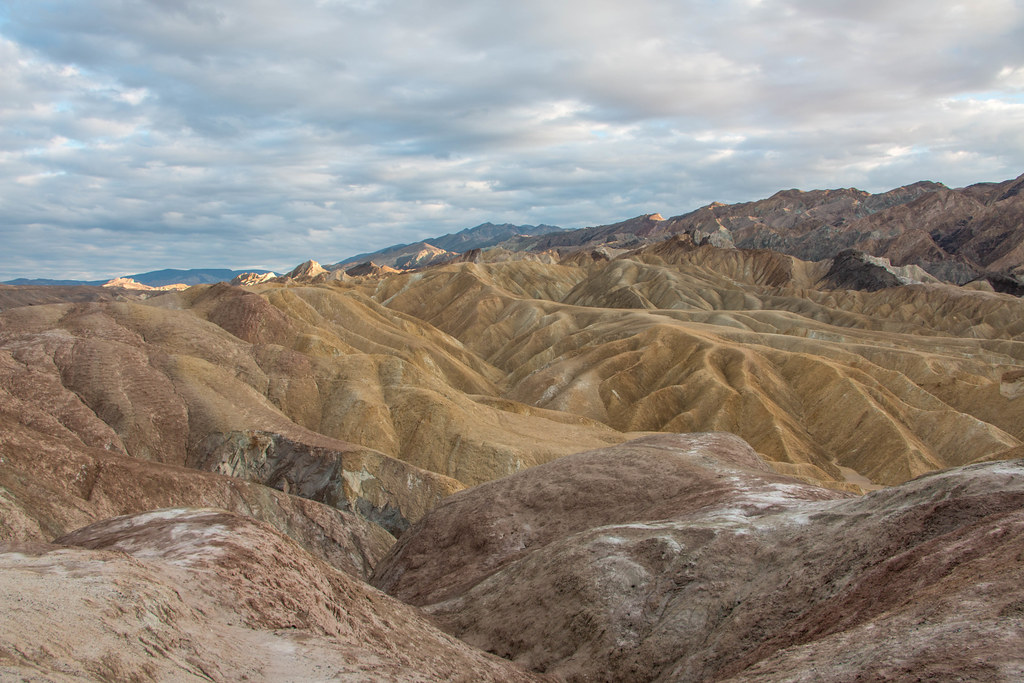 02.19. Death Valley, Zabriskie Point