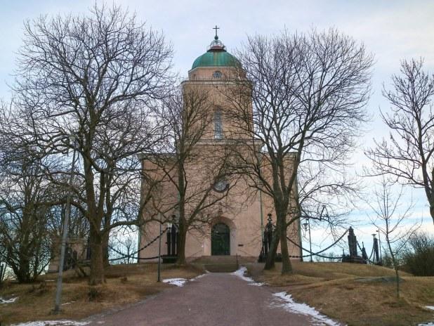 Iglesia de Suomelinna