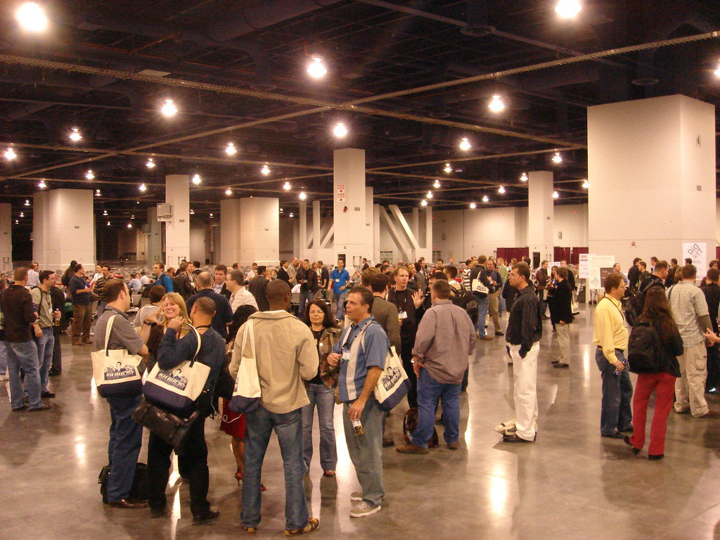Networking Event Pubcon 207