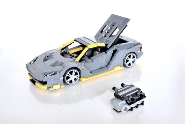 Lamborghini Centenario | by rjl458