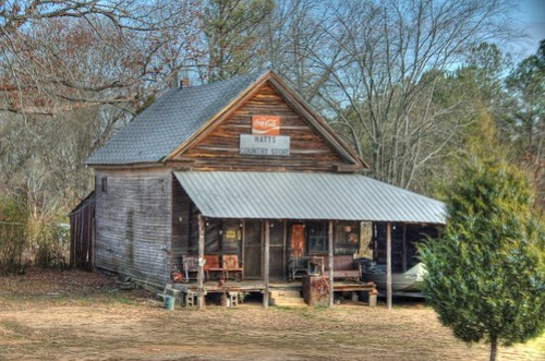 Watts Country Store HDR