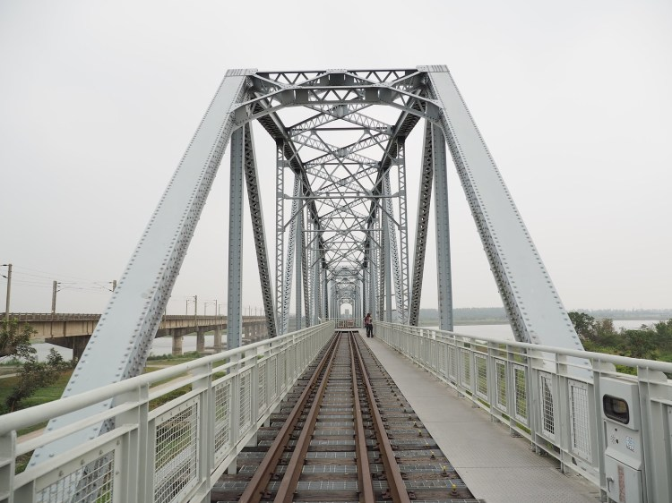 高雄》大樹區 親子旅遊「舊鐵橋濕地公園」