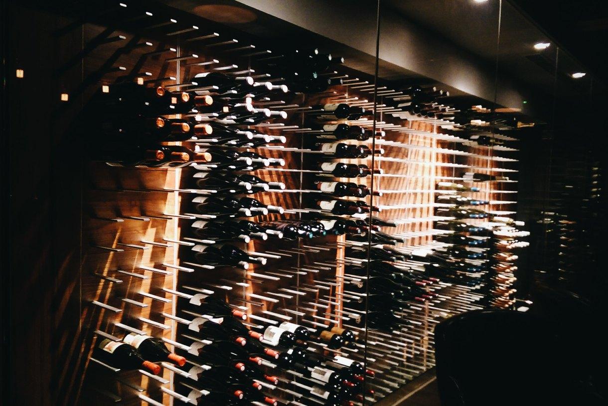 wine bar taipei