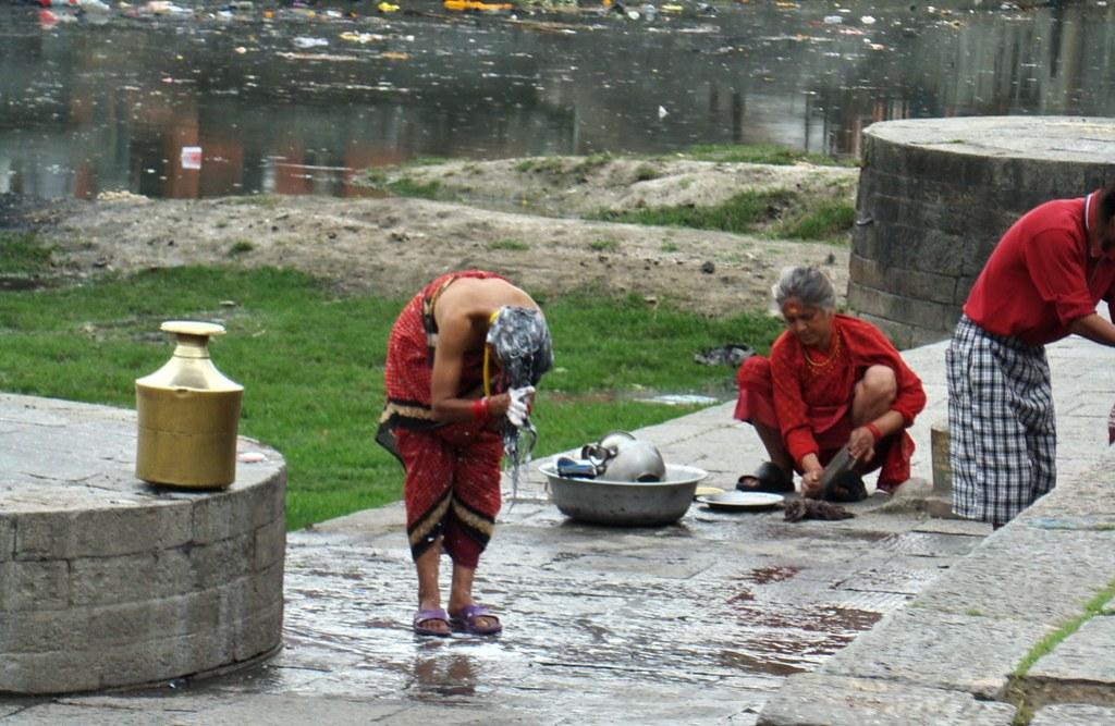 Nepal su gente la importancia del agua 02