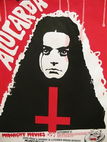 Poster do filme Alucarda