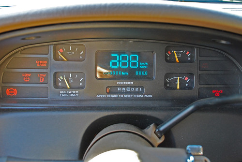 95 Caprice The Dashboard Of My 1995 Chevrolet Caprice