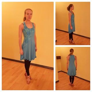 New dance dresses