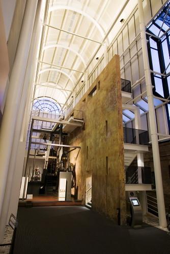 Interior Powerhouse Museum Sydney Interior Of The