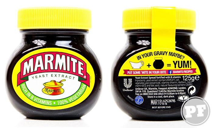 Marmite (Extrato de Levedura) por PratoFundo.com
