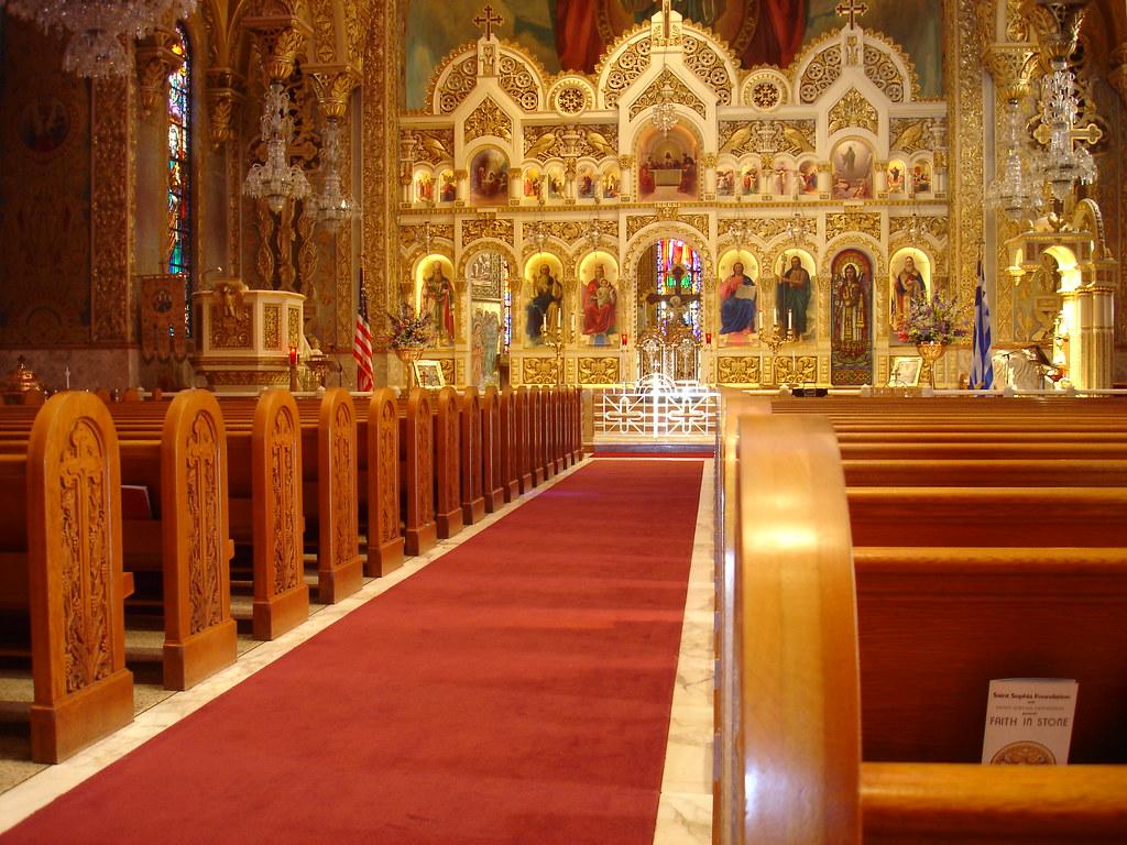 St Sophias Cathedral Greek Orthodox Church The Inter
