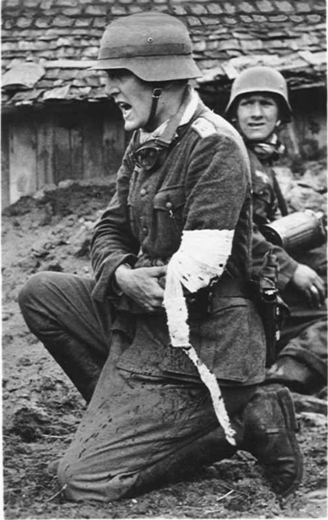 German Army Stalingrad Wounded Daniel Marques Flickr