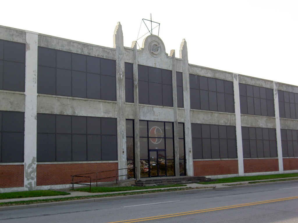 Studebaker Engineering Building South Bend Indiana Flickr